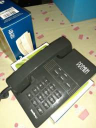 Telefone com fio Intelbras Premium... novo lacrado...promoção .. preço mais barato do RJ