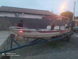 Vendo Barco 6 mtrs completo