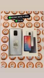Redmi Note 9 Pro 128 - GB (Três Lagoas)