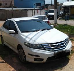 Vendo Honda city 2013/2014