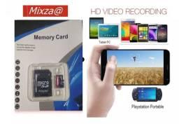 Cartão de memória com 64 GB class10