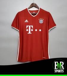 Camisa Adidas Bayern Home 20/21