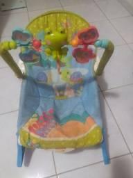 Cadeirinha Fisher Price bebê