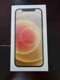 IPHONE 12 NOVO LACRADO 64GB BRANCO