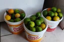 Vendo limão grande fresco