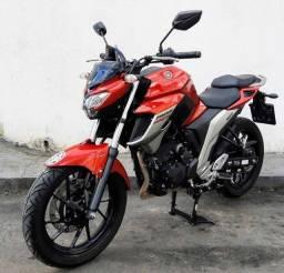 Yamaha Fazer 250 Abs Ano 2020