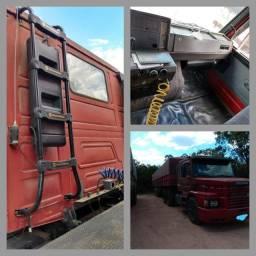 Scania 112 HW 360 + Carreta Randon LS