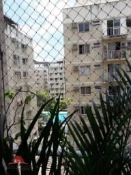 Apartamento em Condomínio Atlantis c/ 3 quartos cg/rj