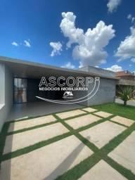 Casa no condomínio Soleil (Cod:CA00314)