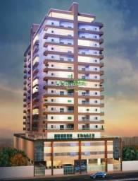 Apartamento à venda com 3 dormitórios em Caiçara, Praia grande cod:615