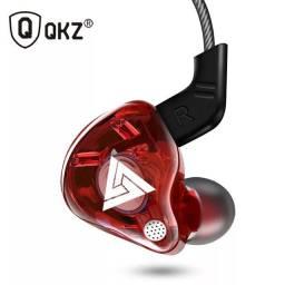 Qkz AK6 - Retorno de Palco (Vermelho, Verde e Preto)