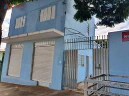 Kitnet com 1 dormitório para alugar, 12 m² por R$ 320,00/mês - Jardim Campos Elísios - Mar
