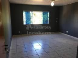 Casa para alugar com 1 dormitórios em Vila aeroporto, Sao jose do rio preto cod:L12900