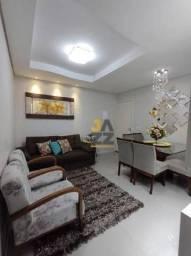 Lindo apartamento com 2 dormitórios à venda no condomínio Parque Real, 60 m² por R$ 265.00