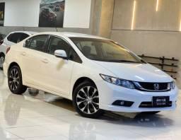 CIVIC 2.0 LXR - 2016 - AUTOMÁTICO - APENAS 71.000 KM - INFINITY CAR