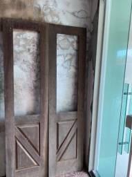 Porta de Madeira Pau D' arco