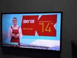 Tv 32 polegadas + Chromecast