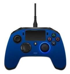 Controle joystick Nacon Revolution Pro Controller 2 Azul- PS4 e PC