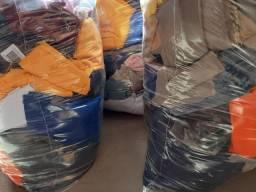 Retalhos de tecidos kg
