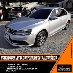 Volkswagen Jetta Comfortline 2015 Automático