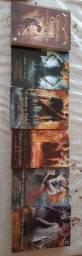 Seis (6) livros da coleção Os Instrumentos Mortais