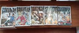 Manga Bakuman Coleção