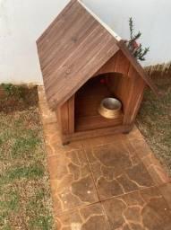Casinha para cachorro (Grande Porte)