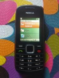 Celular simples Nokia RH 121