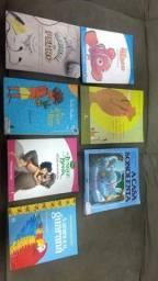 Livros infantis em ótimo estado