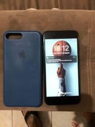 Avista $1000 iPhone 7 Plus 128 gb novo parcelamos no cartão leia a descrição