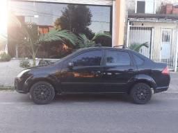 Fiesta sedan 2008 básico