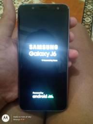 Vendo Samsung j6 sem nenhum trincado