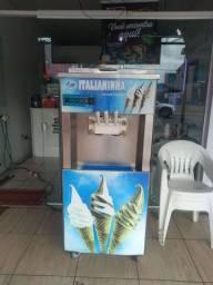 Vendo máquina de sorvete Italianinha