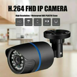 Câmera de Segurança com infravermelho a Prova Dágua (Últimas Unidades)