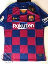 Camisa Barcelona 1 2019/2020 Messi