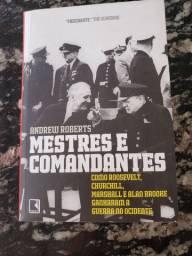 Livro Mestres e Comandantes