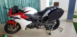 CBR 600F C/ABS 2013 - Pneus Michelin Novos