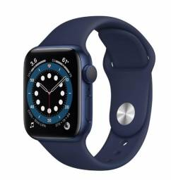 Apple Watch series 6 Azul 44mm
