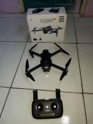 Sg906pro2 novo apenas vôo test