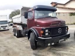 Caminhão mercedes 2013 caçamba VENDO URGENTE - Parcelo