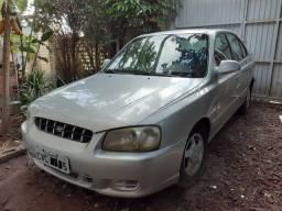 Hyundai Accent GLX 2000