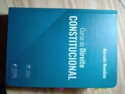 Título do anúncio: Livro de Constitucional