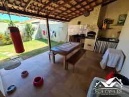 MG Casa 3 quartos com suite e Escritório, Lindíssima em Planície da Serra