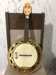 Banjo Elétrico Rozini Profissional RJ13ELN