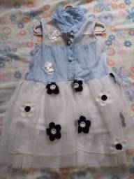 Vestido de tuli