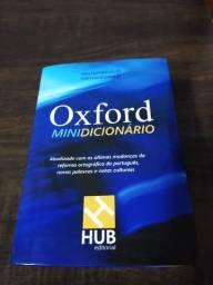 Mini dicionário Oxford novo