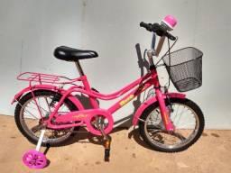 Bicicleta infantil aro 16 ( Monark Brisa )