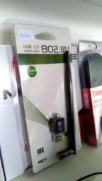 Adaptador wi-fi USB 802.11n