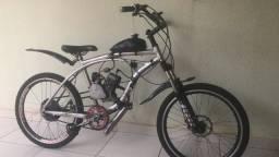 Vendo bike motorizada 80cc