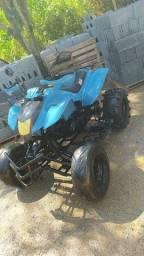 Vendo quadriciclo mbw